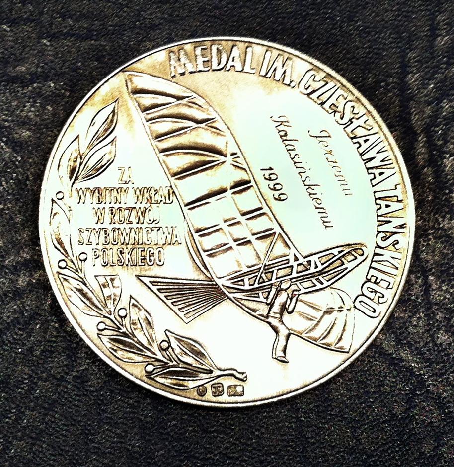 Medal im. Czesława Tańskiego 2014