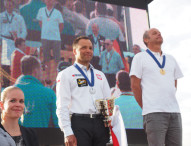 Srebrny medal Sebastiana Kawy w Sisteron