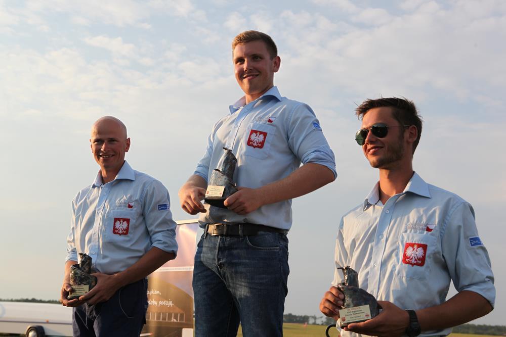 medalisci RZS 2014 Ostrow