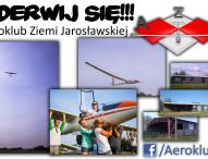 Darmowe sylwestrowe latanie w Aeroklubie Ziemi Jarosławskiej!