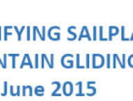 QUALIFYING SAILPLANE GRAND PRIX ŻAR 2015