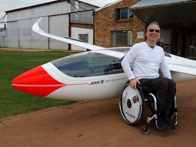 """Pilot z niepełnosprawnością w """"Misji Integracja"""""""