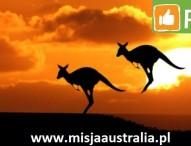 Misja Australia wystartowała!