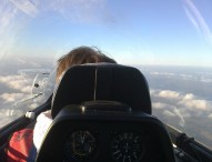 Milowa wysokość holu za wyciągarką BB AERO w Białej Podlaskiej!