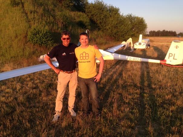 Dwa tysiące km w wykonaniu Gliding Team